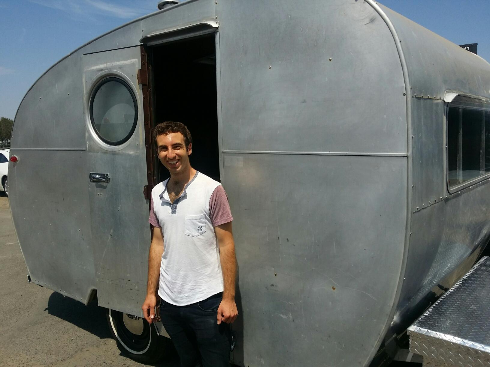 David San Francisco Airstream Before Testimonials
